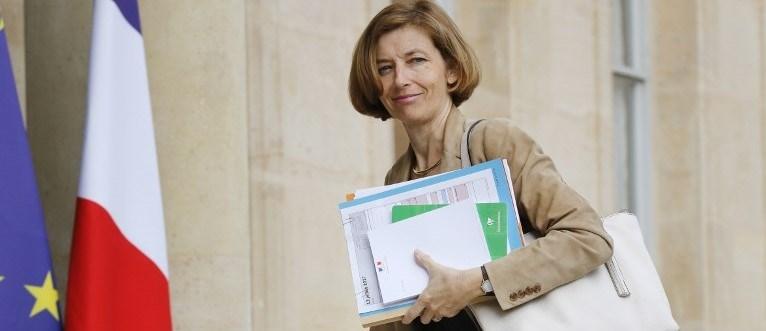 Fransa Savunma Bakanı Florence Parly Rum kesiminde çeşitli görüşmelerde bulunacak.