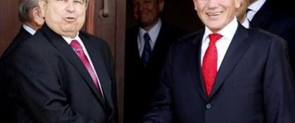 Kıbrıs'ta liderler 20. kez görüşüyor