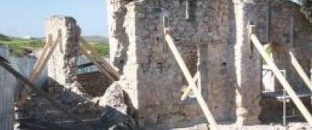 Kıbrıs'ta Osmanlı camisine saldırı