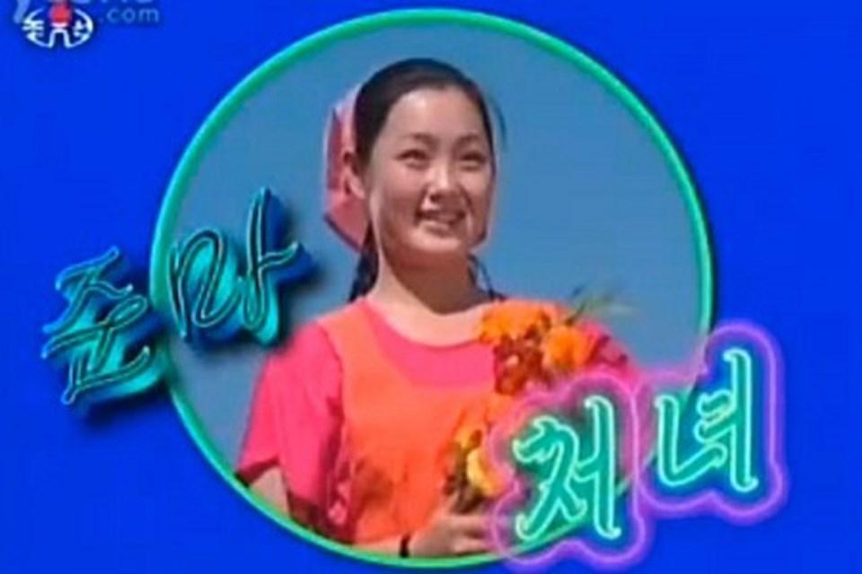 Öldürüldüğü iddia edilen Hyon Song-wol.
