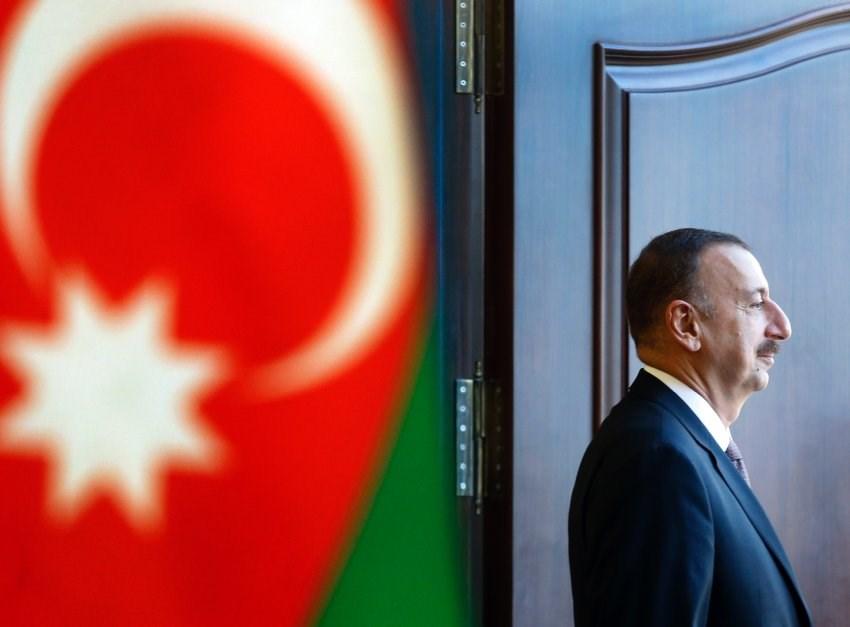 AZERBAYCAN CUMHURBAŞKANI İLHAM ALİYEV: