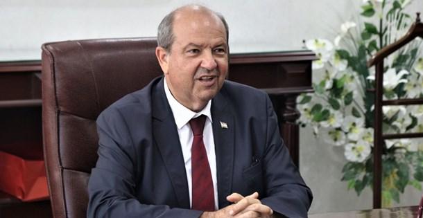"""""""KKTC halkı Barış Pınarı Harekatı'nda Türkiye'nin yanındadır"""""""