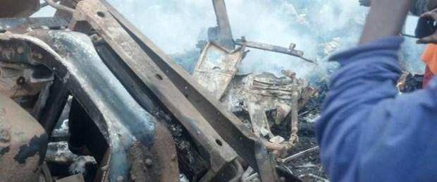 Kongo Demokratik Cumhuriyeti'nde otobüs kazası: 22 ölü
