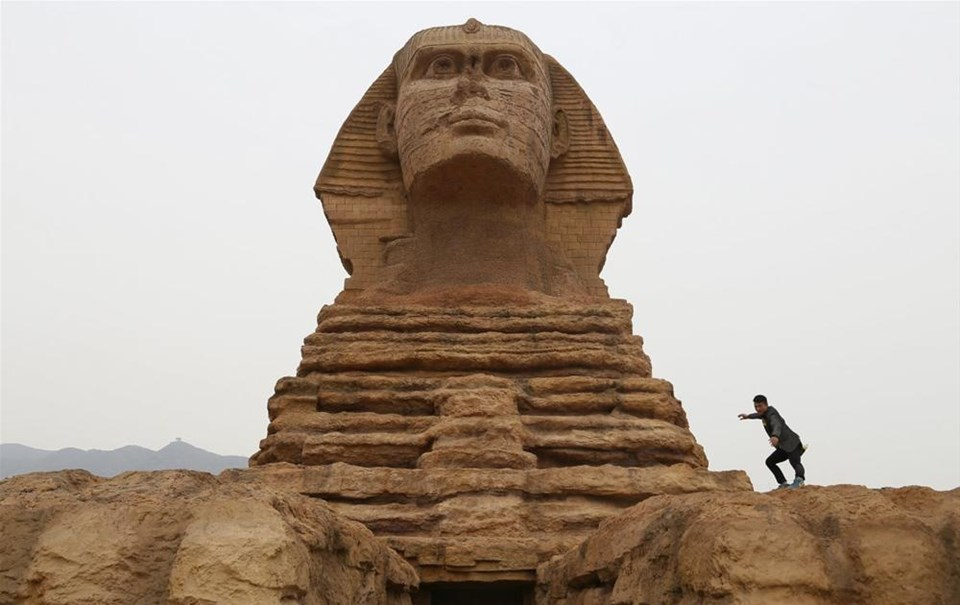 Mısır - Sfenks