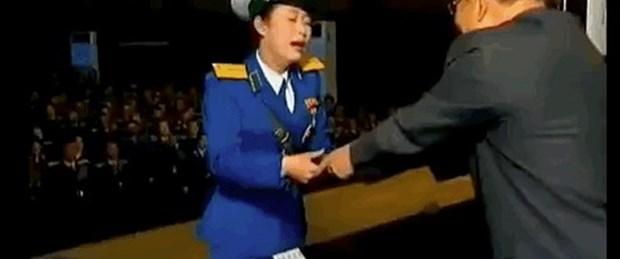 Koreli kadın polisin sırrı