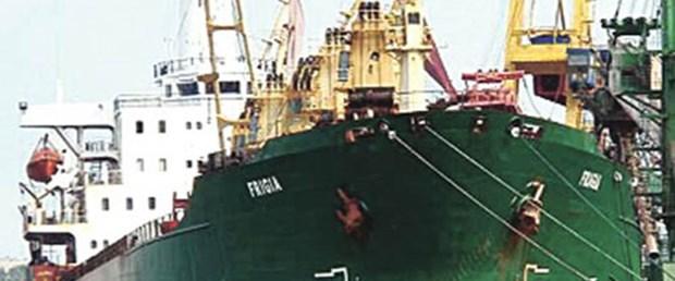 Korsanların kaçırdığı Türk gemisi serbest