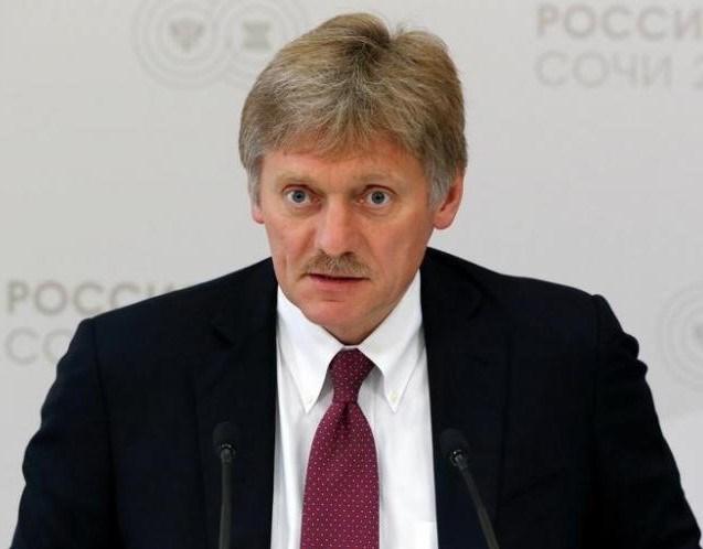 Kremlin Basın Sözcüsü Peskov