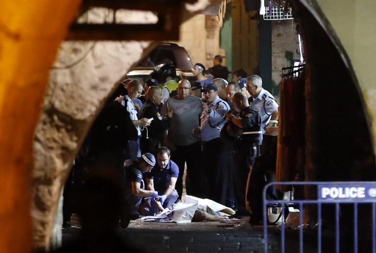 Filistinli genç 2 Museviyi bıçakladı