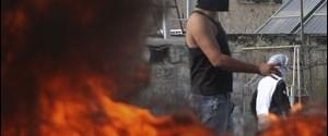Kudüs'te cuma namazı çıkışında çatışma