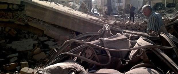 Kürt bölgesinde ilk bombalı saldırı