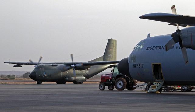 Almanya da Fransa'nın Mali'deki operasyonuna lojistik destek veriyor.