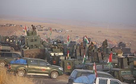 Irak ordusunun Mahmur'a asker kaydırmasının ardından peşmerge birliklerinin de Mahmur'a doğru yola çıktığı bilgisi paylaşıldı.