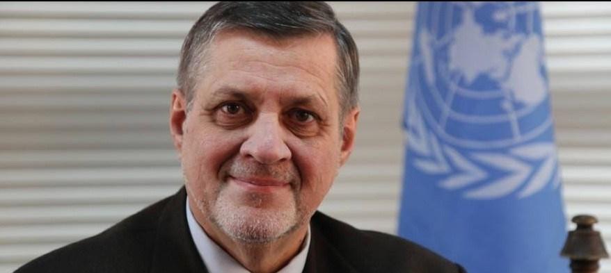 Birleşmiş Milletler Özel Irak Temsilcisi Jan Kubis