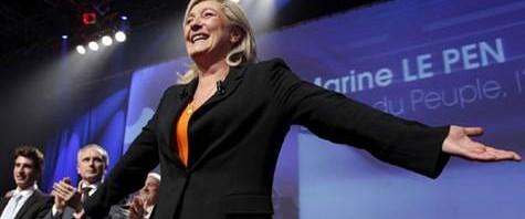 'Le Pen'in dokunulmazlığı kalksın'