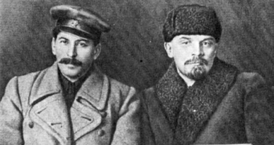 Stalin ve Lenin