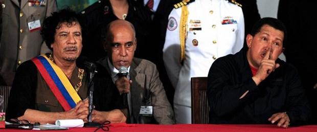 'Libya Chavez'in önerisini kabul etti'