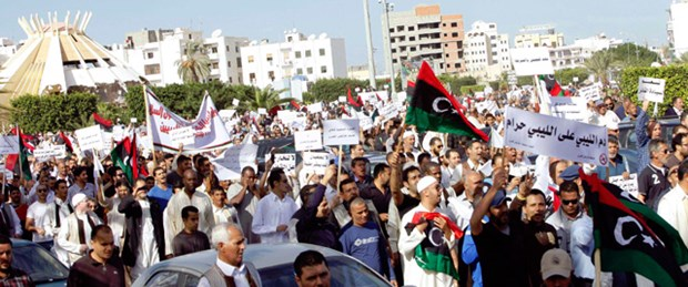 Libya istihbarat şefi serbest bırakıldı