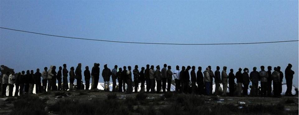 Libyada 1 milyon kişi yardım bekliyor
