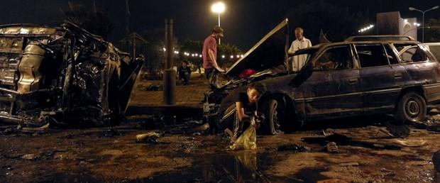 libya bombalı saldırı