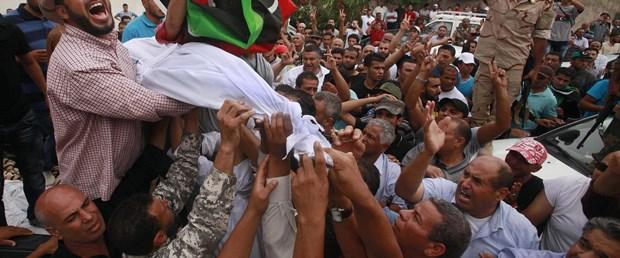 Libya'da çatışma mağdurlarına maaş