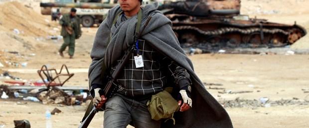 Libyalı isyancılardan ateşkese ret
