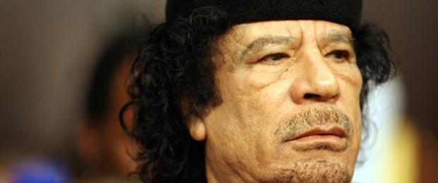 Liderlerden ortak mektup: Kaddafi gitmeli