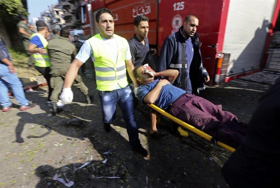 Lübnan'da 'İran'a saldırı