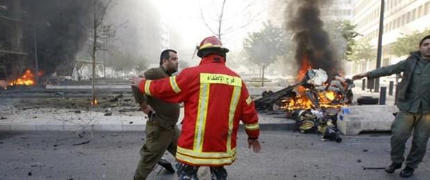 Lübnan'da patlama: 5 ölü