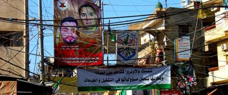 Lübnan'ın vatansız halkı