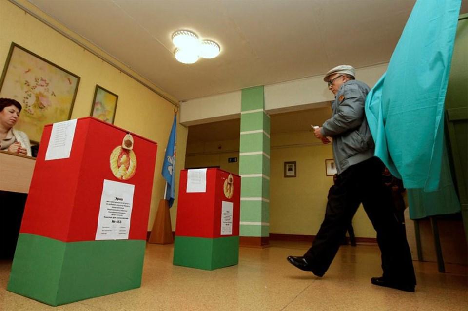 Lukaşenko 110'da 110 yaptı