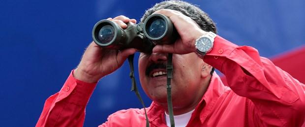 nicolas maduro trump venezuele bağış210417.JPG
