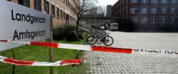 Mahkemede silahlı saldırı: 2 ölü