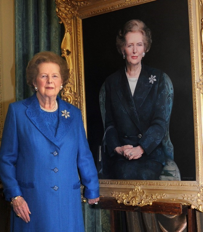 BBC  iWonder  Margaret Thatcher From grocers daughter