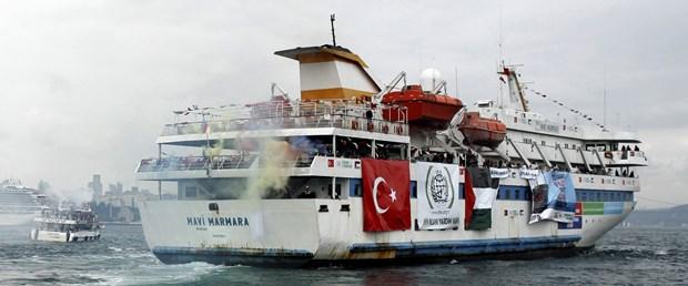 Mavi Marmara gibi bir gemi daha gidecek