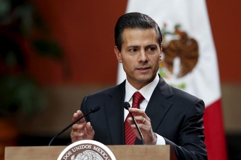 Meksika Devlet Başkanı Pena Nieto depremin büyüklüğünü 8.2 olarak açıkladı.
