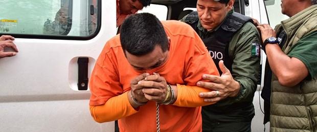 meksika gözaltı polis