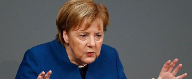 Merkel: Irak'ta Kürt devletine karşıyım