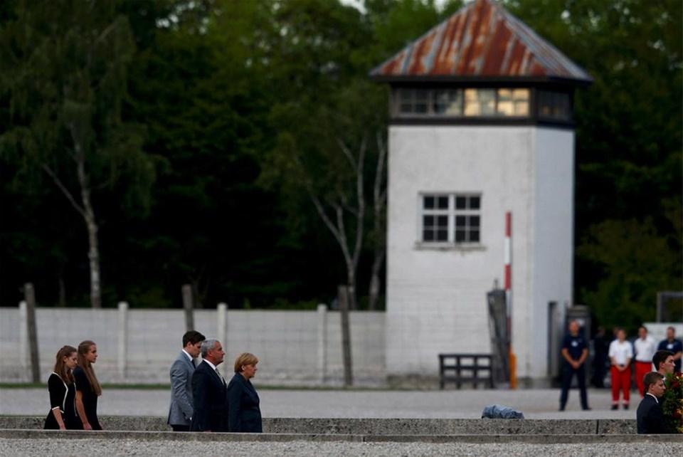 Merkel'den eleştirilen ziyaret