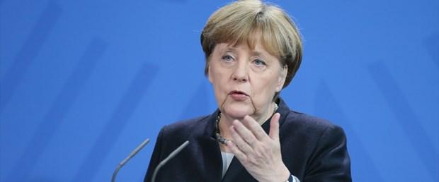 Merkel'den Trump'a cevap