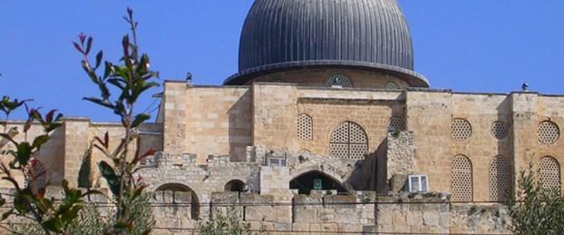Mescid-i Aksa karşısına Yahudi müzesi