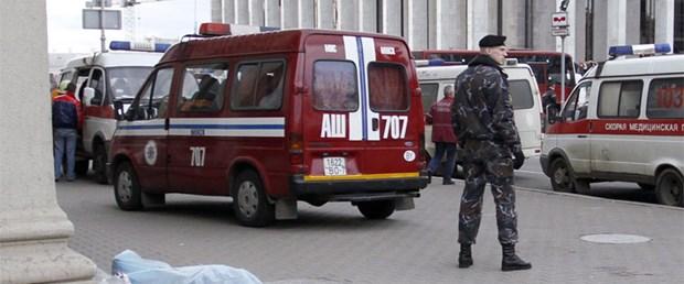 Metro istasyonunda patlama: 11 ölü