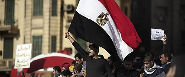 Mısır halkı İsrail'le barışın feshini istiyor