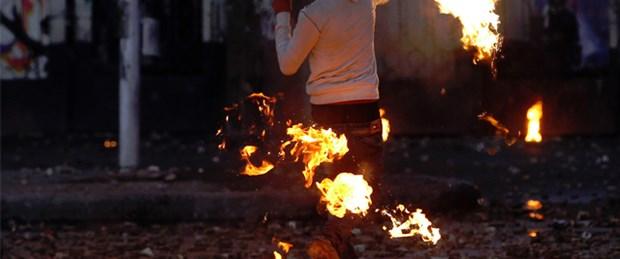 Mısır'da askeri bölgede patlama