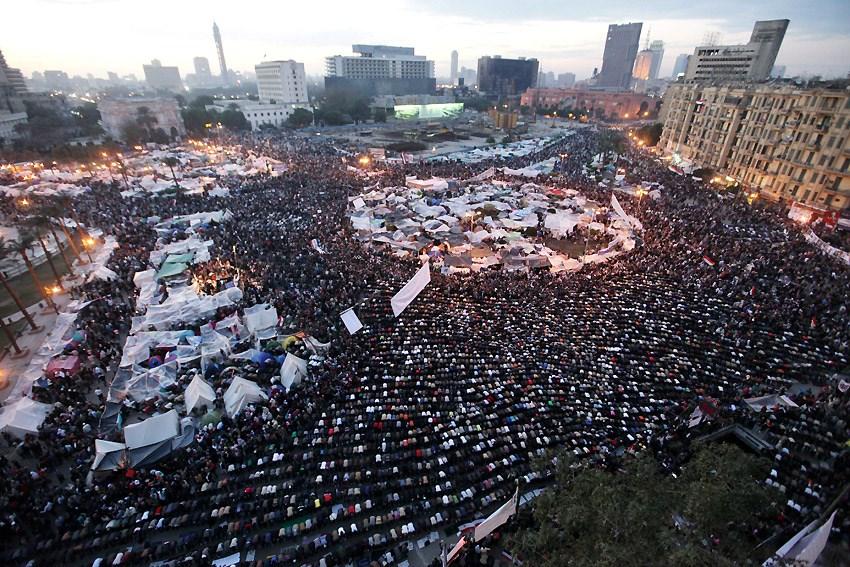 Mısır'da isyanın 17. günü