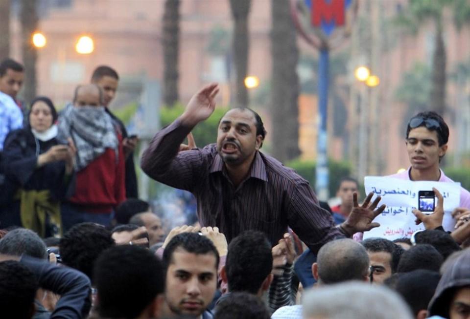 Mısır'da protestolar büyüyor