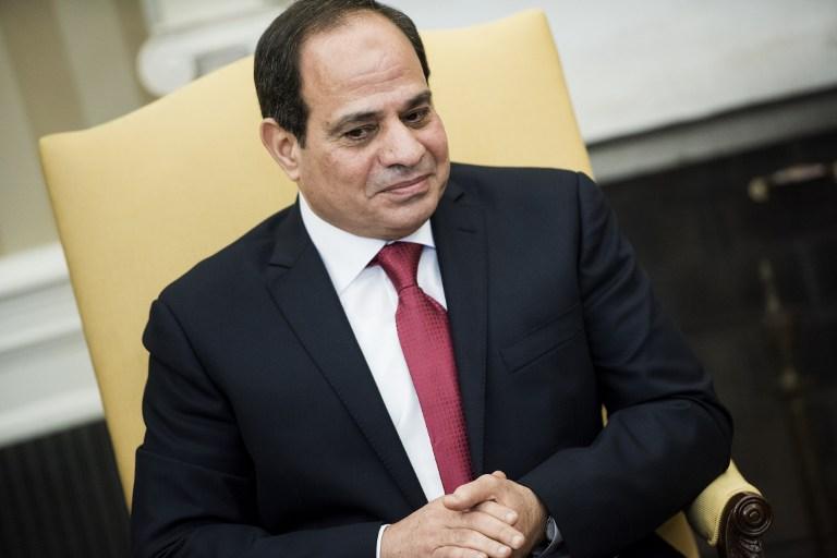 Mısır'da yargı kurumları başkanlarını Sisi atayacak