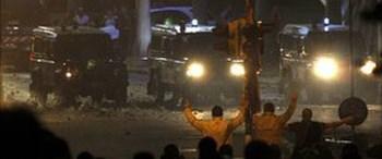 Mitroviça'da maç kavgası