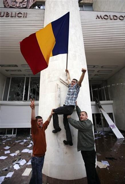 Moldova'da 'muhalefet'