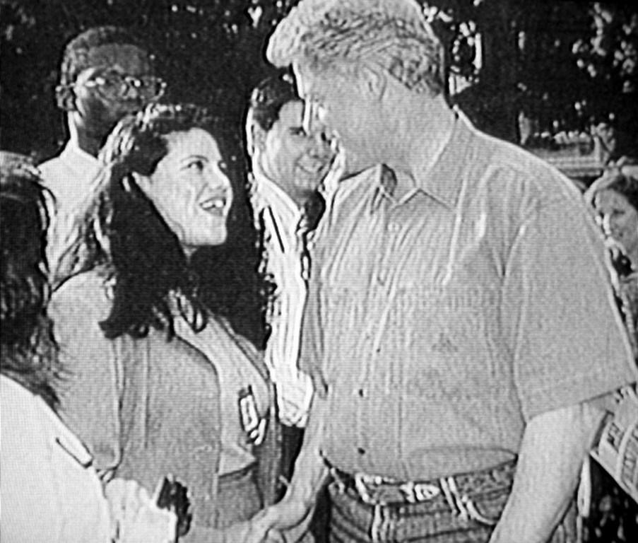 Monica Lewinsky sessizliğini bozdu