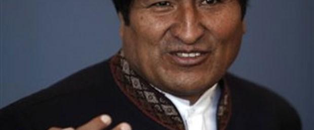 Morales: Beni de darbeci yapmışlardı